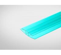 Профиль Центр Профиль 6,0 мм x6000 м бирюзовый